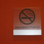 Sector Educacion - Prohibido fumar