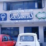 Sector Salud - Colsanitas