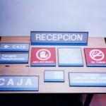 Sector Salud - Señalización